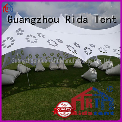 Rida tent pole tent wholesale for advertisement
