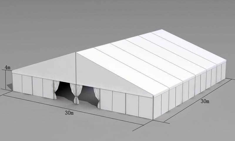 Rida tent garden tent design for festival-5
