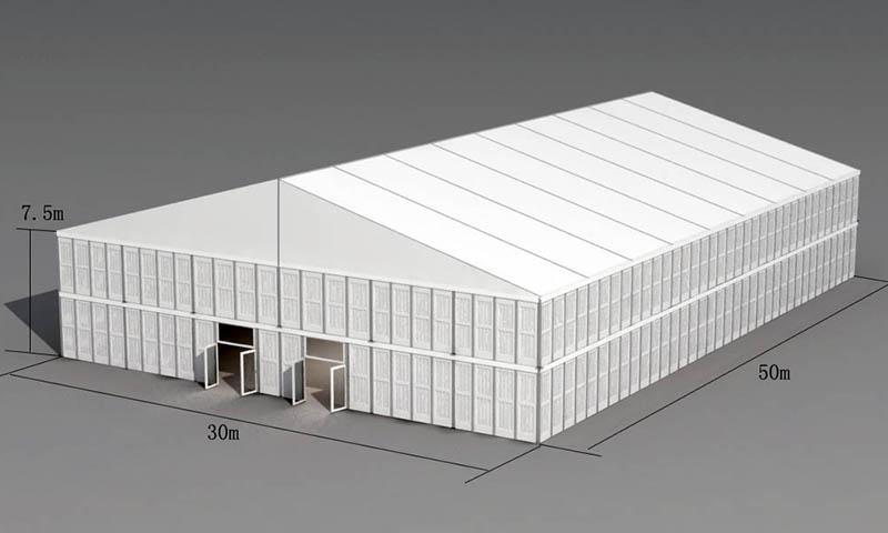 Rida tent garden tent design for festival-8