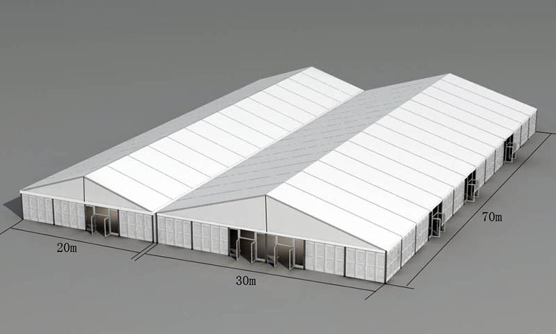 Rida tent garden tent design for festival-9