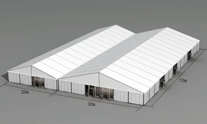 Rida tent garden tent design for festival
