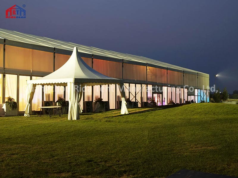 30x60m High Quality Aluminum Wedding Marquee Tent In Chicago Made In China