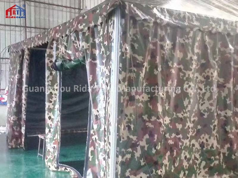 Easy Stall High Quality Used Military Tent Canvas Tent Army Tents For sale