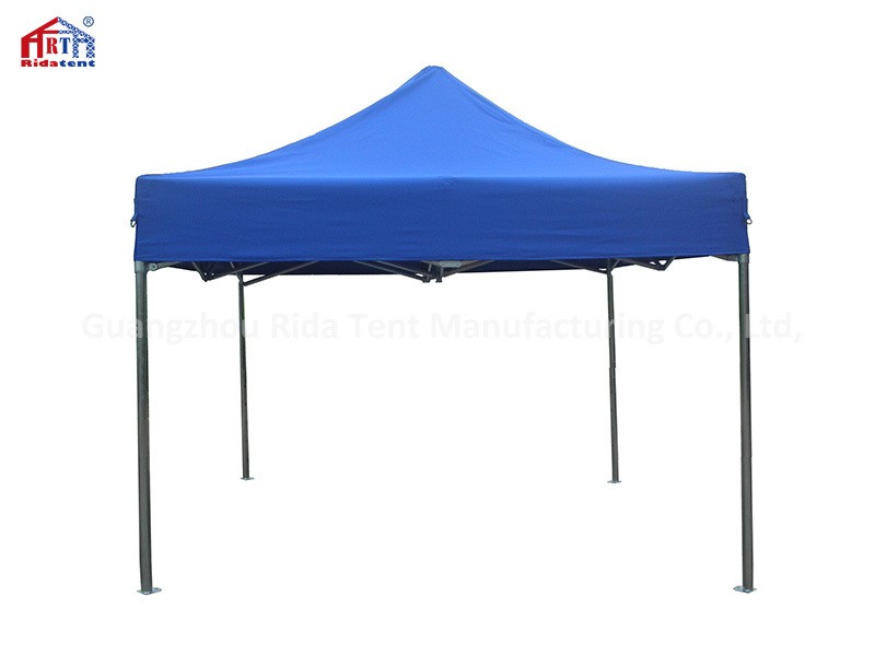3X3 4x4, 5x5m High Quality Custom Pop Up Folding Tents With Logo Mark