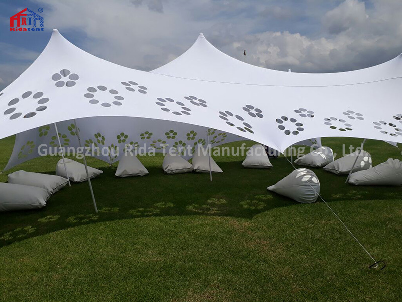 2019 Best Selling Clear Wall Stretch Waterproof Wedding Tents For Sale