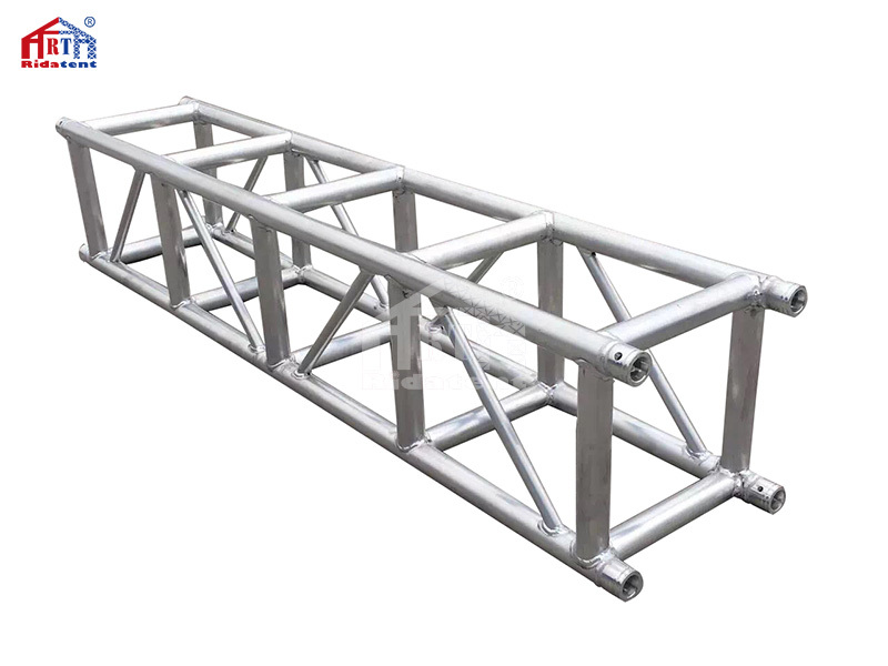 390x390mm Aluminum Lighting Truss Spigot Truss For Exhibition High Quality Factory Price Booth Truss