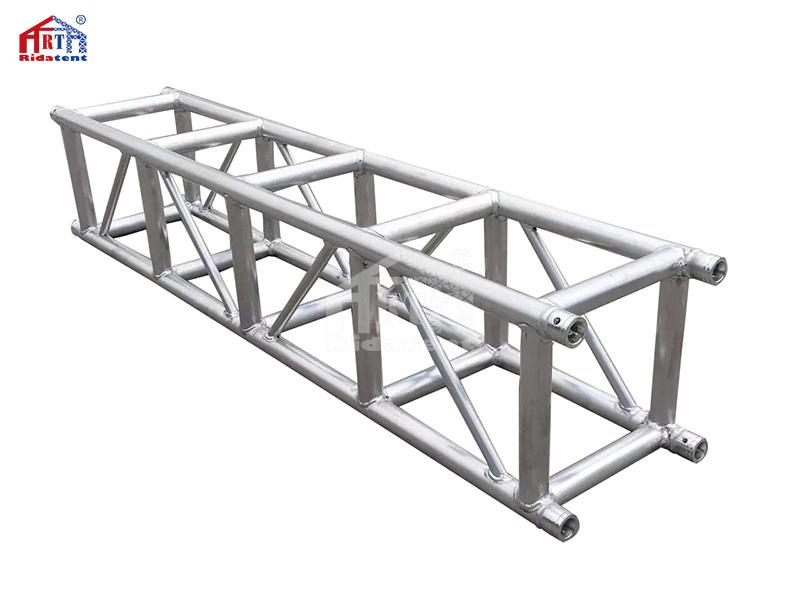 390x390mm Aluminum Lighting Truss Spigot Truss For Exhibition High Quality Factory Price Booth Truss