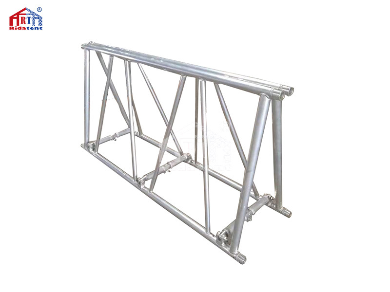 Exhibition Truss Aluminum Stage Platform Portable Folding Truss