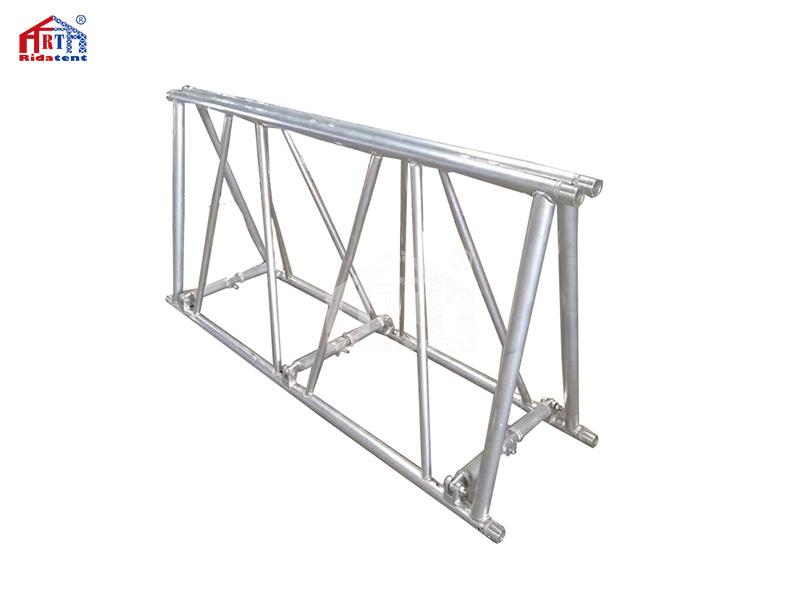 Exhibition Truss Aluminum Stage Platform Portable Folding Truss