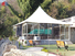 Outdoor Luxury Membrane Roof Hotel tent For Sale