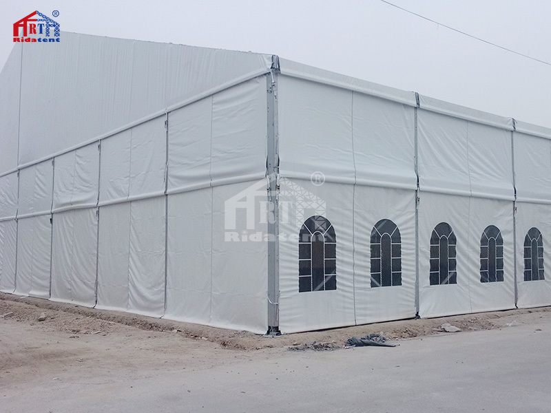 30×60m Luxury Outdoor White Pvc Roof Wedding Tent For Sale