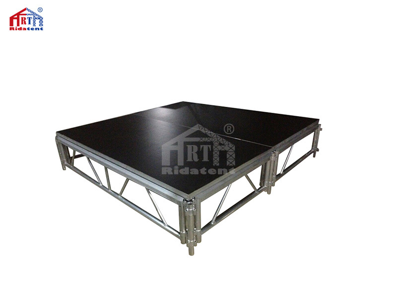 Professional Assemble stage wedding stage for event