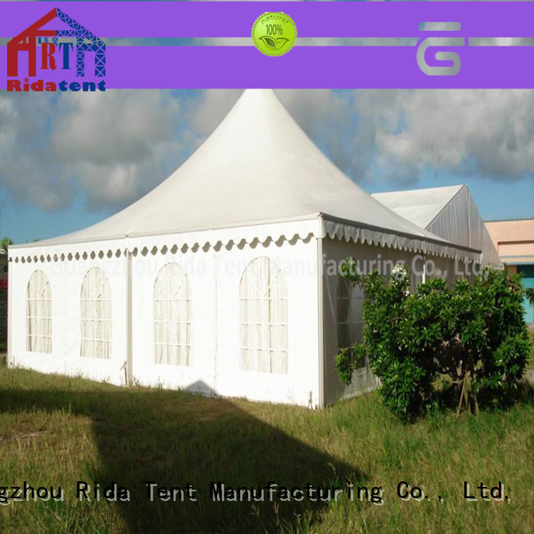 Rida tent unique luxury tents directly sale for garages