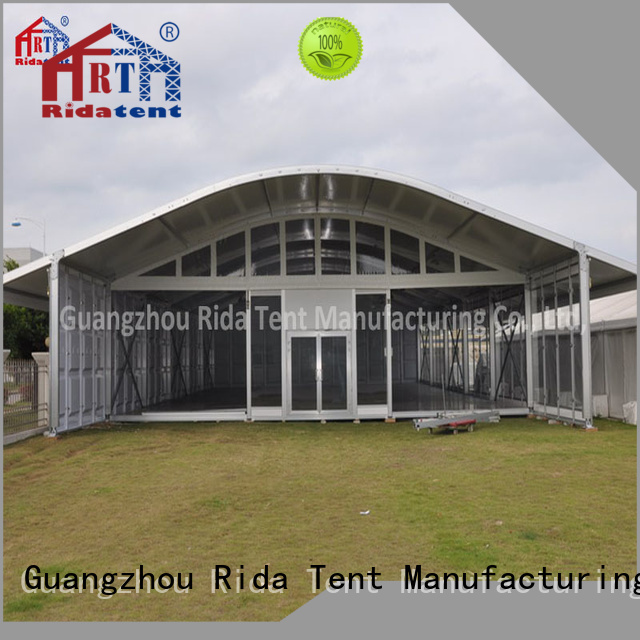 fireproof storage tent wholesale for exhibition