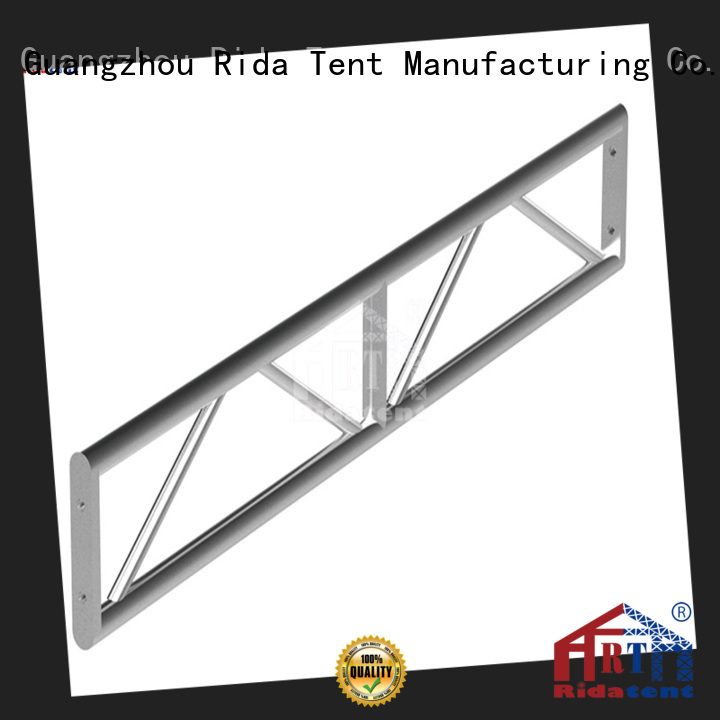 Rida tent cost-effective ladder truss inquire now