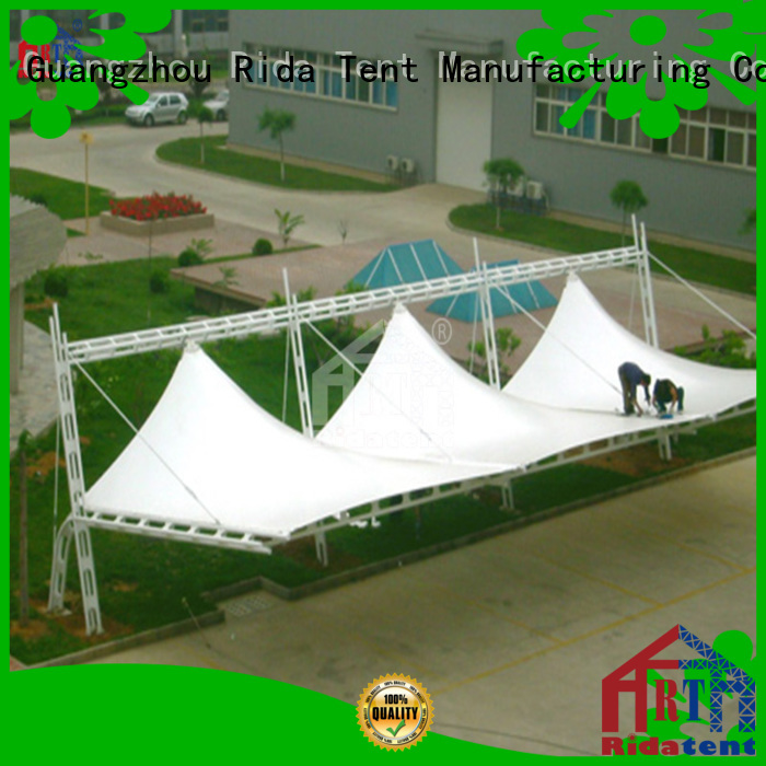 Rida tent long lasting stage lighting supplier for party