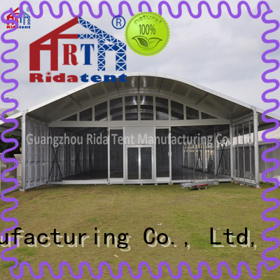 Rida tent storage tent manufacturer for festival