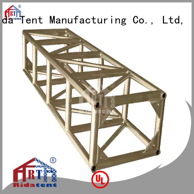 long lasting truss system design for speakers