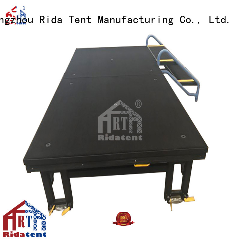 movable small stage manufacturer for wedding party