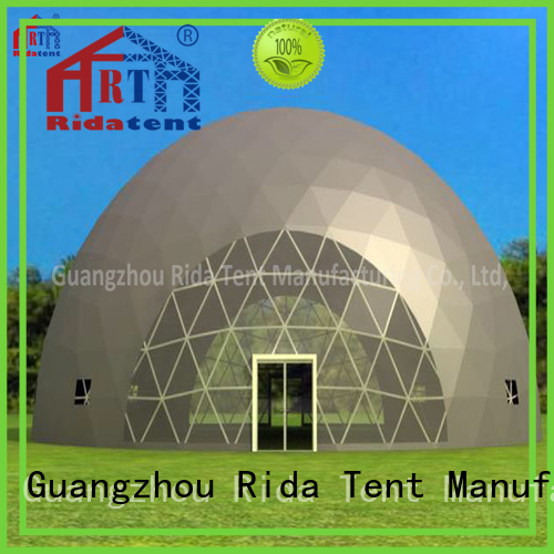 transparent family tent directly sale for production show