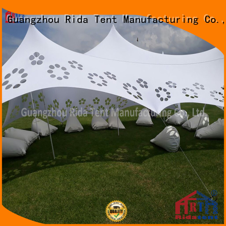 practical pole tent supplier for exhibition