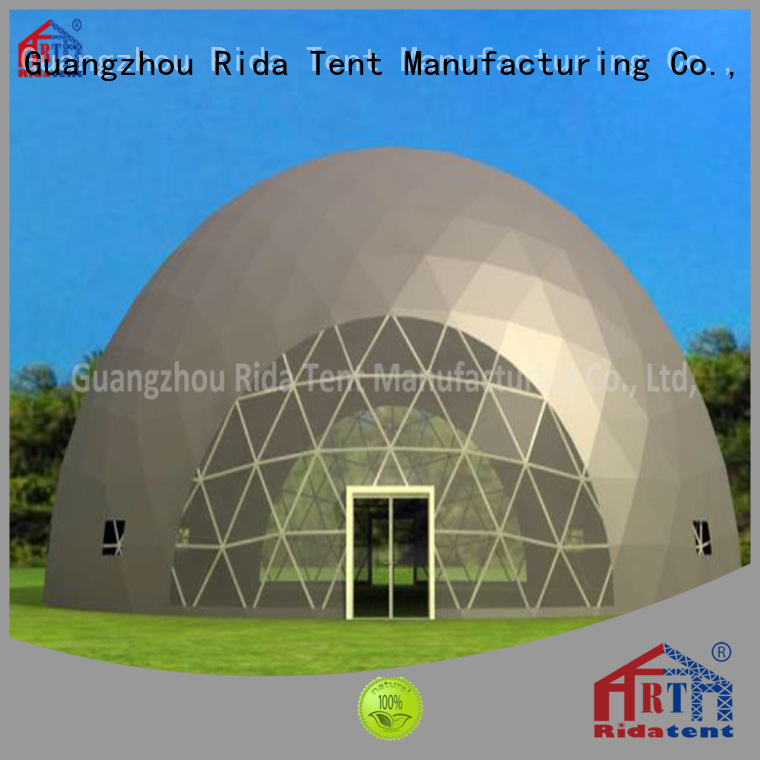 Rida tent high quality family tent wholesale for exhibition