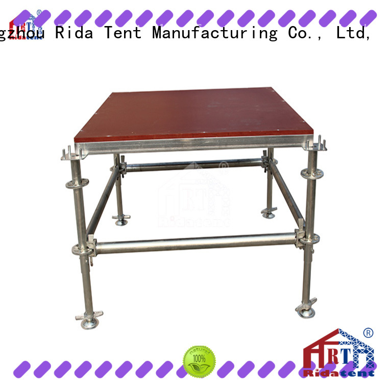 heavy duty small stage wholesale for wedding