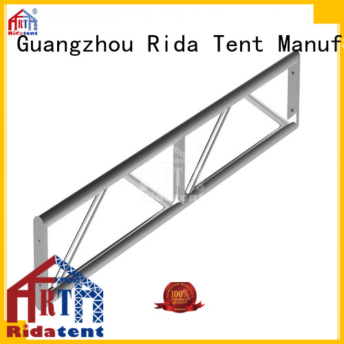 Rida tent cost-effective ladder truss design for exhibitiion
