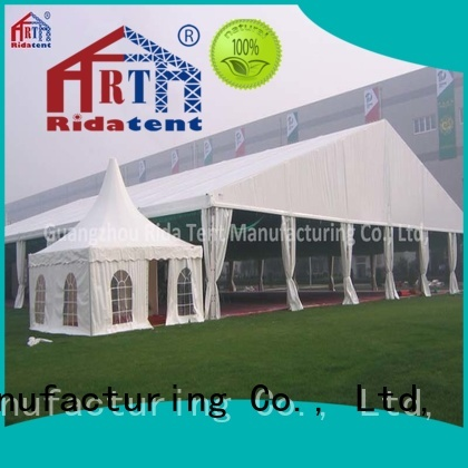Rida tent fireproof event tent with good price for show