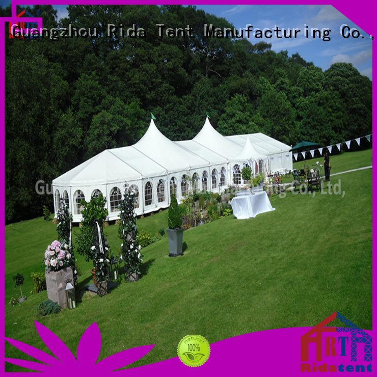 Rida tent outdoor tent supplier