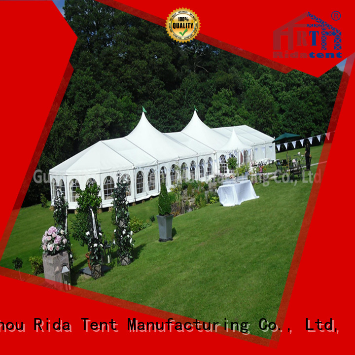 Rida tent outdoor tent on sale for trade show