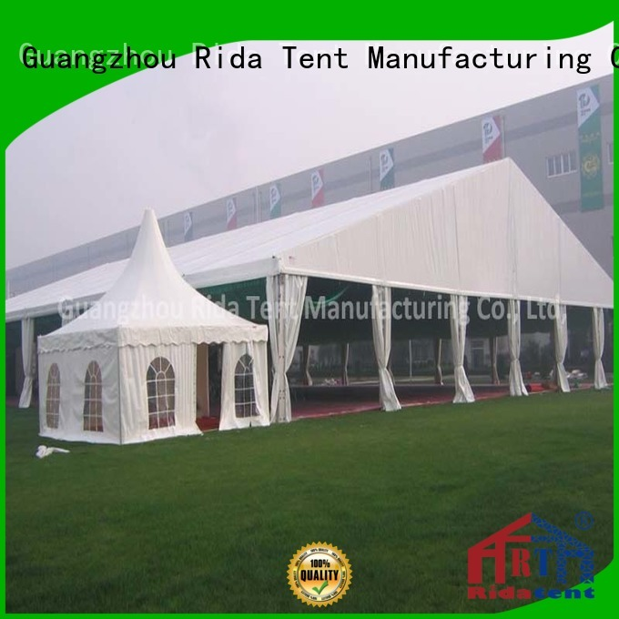 waterproof frame tent factory for exhibition