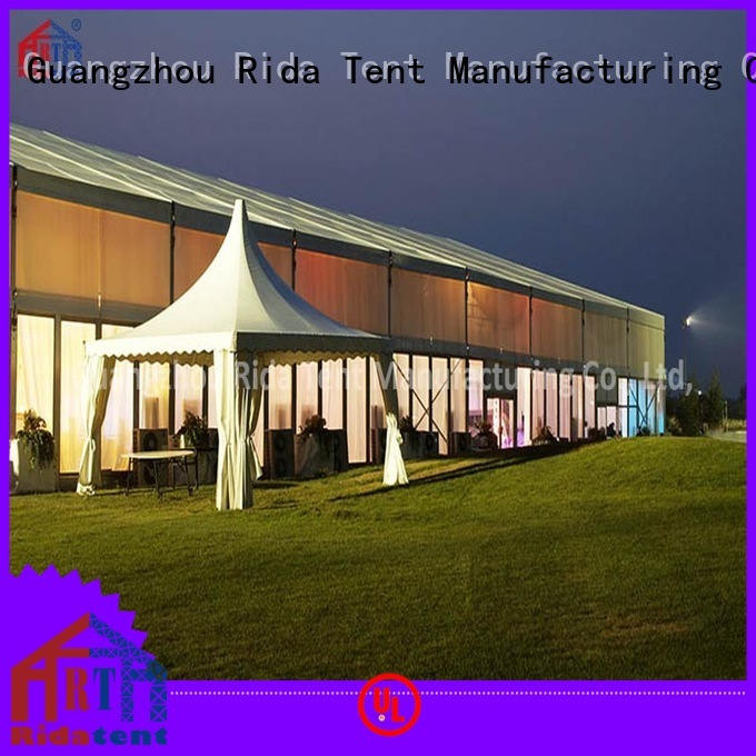 Rida tent easy install party tent factoey price for wedding
