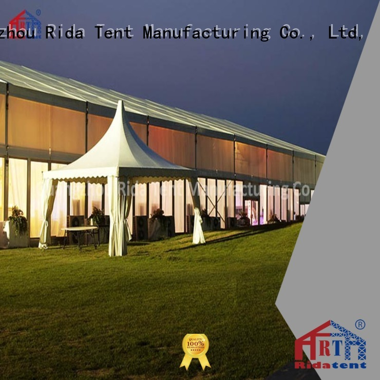 Rida tent party tent factoey price for activity