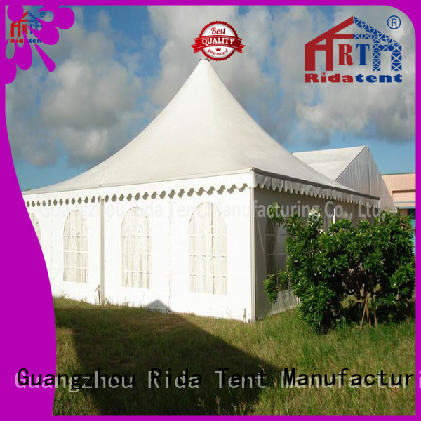 Rida tent luxury tents supplier for garages