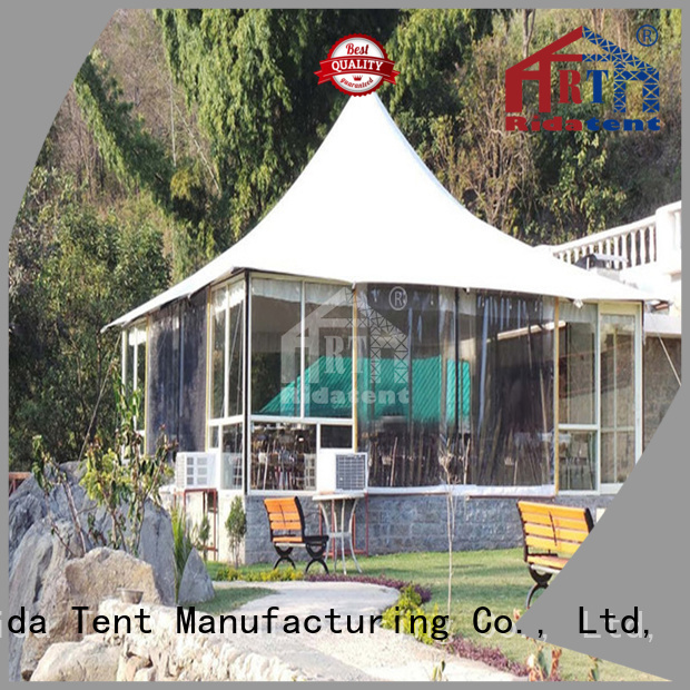 high quality tensile structure design for fashion show