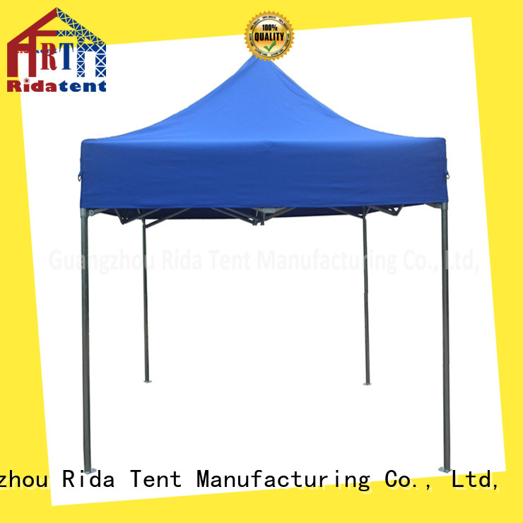 Rida tent durable aluminum tent poles personalized for advertisement