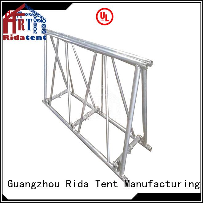 Rida tent portable aluminum truss at discount for speakers