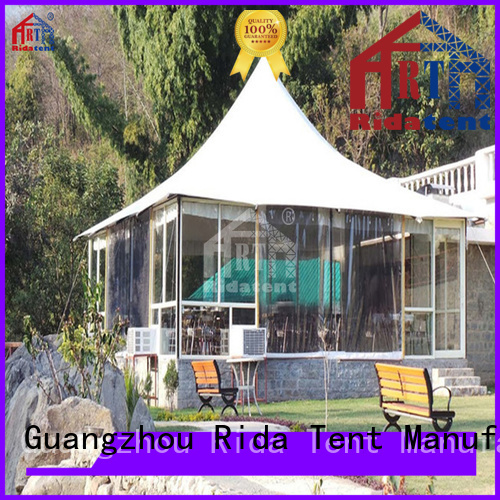 Rida tent glamping tents inquire now for fashion show