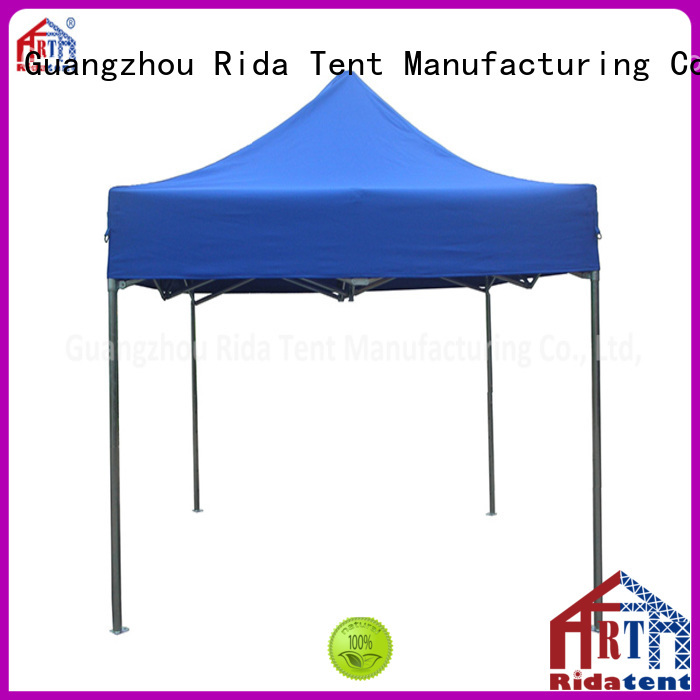 Rida tent practical aluminium tent pole factory price for exhibition