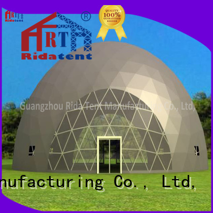 high quality geodesic dome tent supplier for entertainment