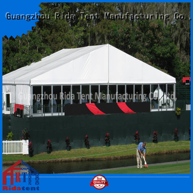 luxury party tent manufacturer for show