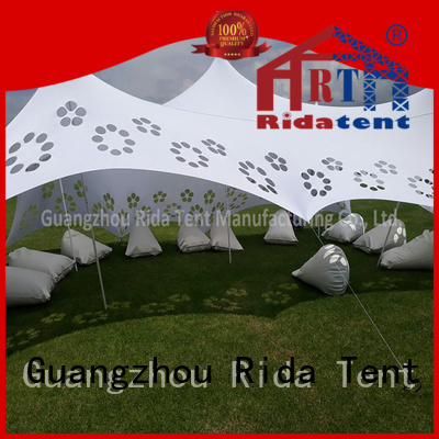 hot selling aluminum tent poles personalized for outdoor
