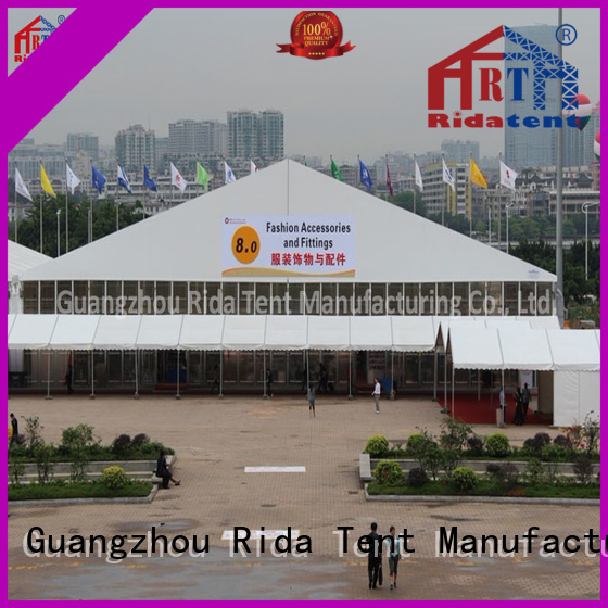 Rida tent pop up canopy tent directly sale for trade show