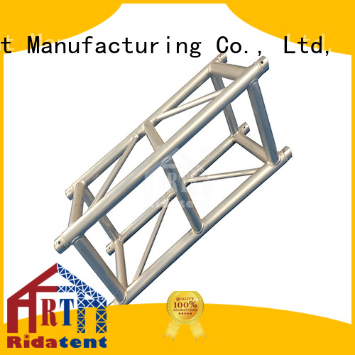 Rida tent stable truss structure supplier for installation