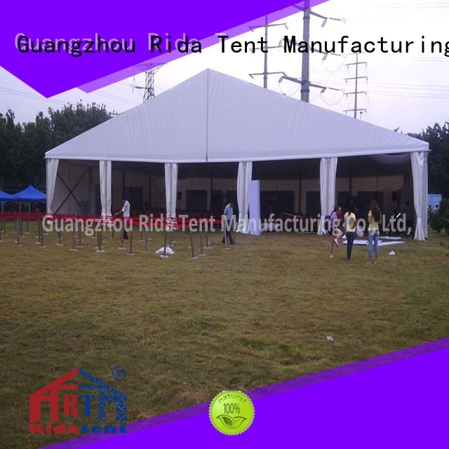 Rida tent long lasting best tents wholesale for party