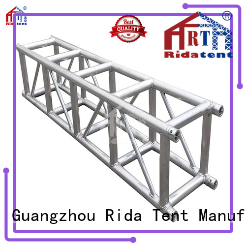 Rida tent easy install box truss personalized for exhibitiion