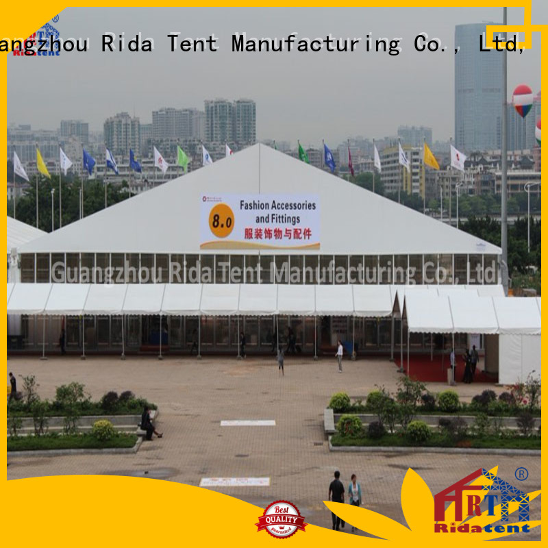 Rida tent elegant ez up canopy directly sale for fashion show
