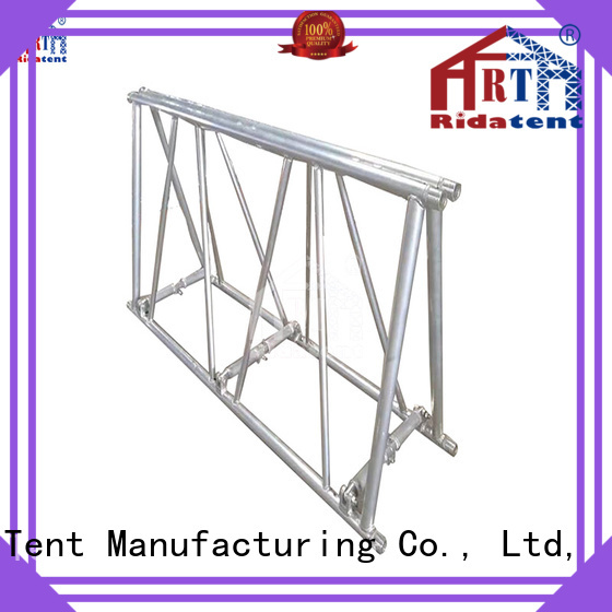 Rida tent dismounting aluminum truss on sale for tent support