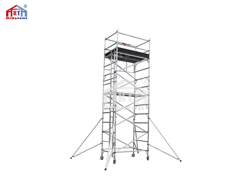5M 6M 8M High Quality Factory Price Mobile Aluminum Scaffolding Truss